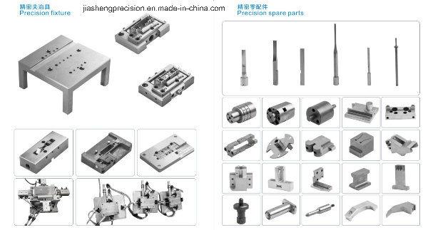 Customized Aluminum Zinc Die Casting Mold Parts