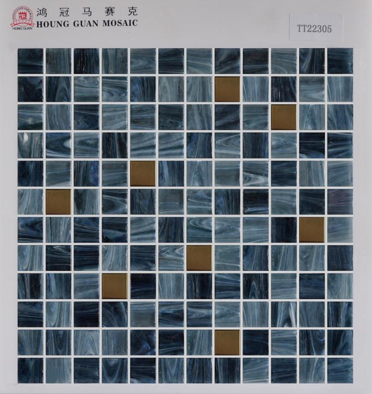 Mosaic Kit Grey Color