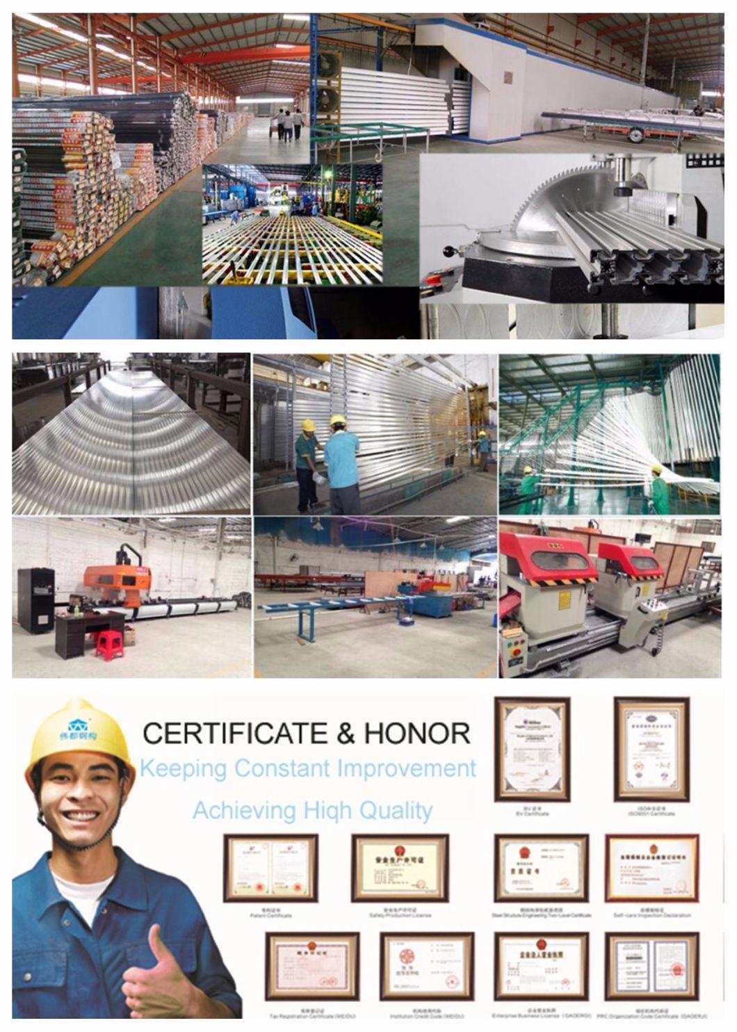 DIY Polycarbonate Ce Certificate Patio Cover