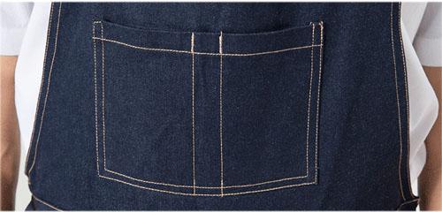 Customized Work Bib Overalls Jeans Workwear Bib and Brace (YBD110)