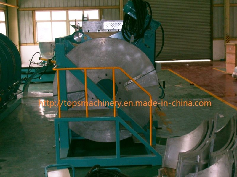 CE Approved Hydraulic HDPE Pipe Heat Fusion Butt Welder Machine