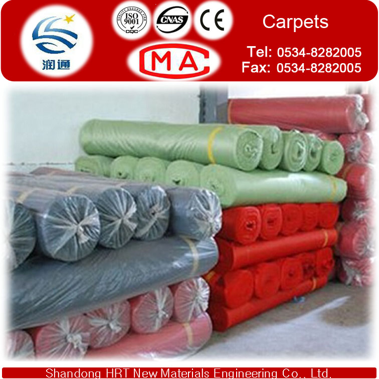 Disposable Carpet for Wedding and Exhibition, Anti-Corrosion Anti-Mould