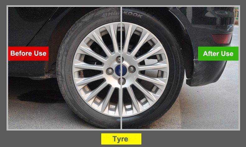 Tire Shine Wholesale Dashboard Wax