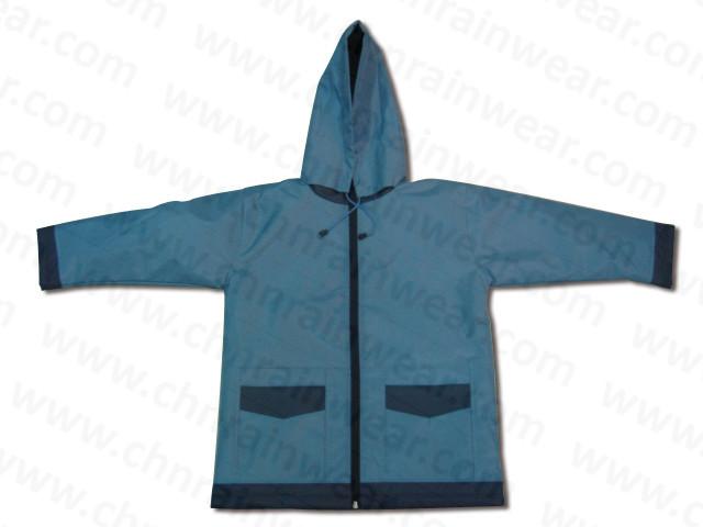 Kids Practical and Comfortable Rain Jacket