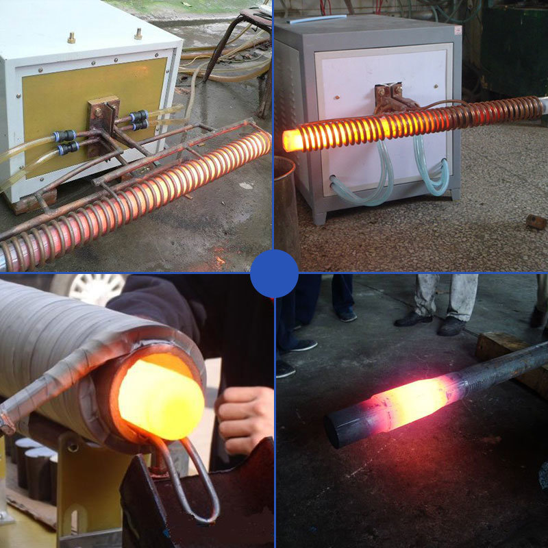 Automatic Electronic Induction Heater for Metal