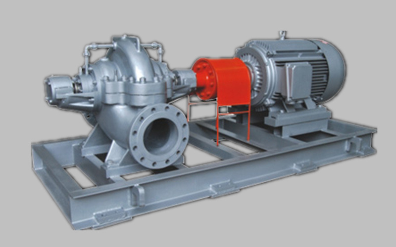 ANSI Stainless Steel Single Stage Double Suction Pump