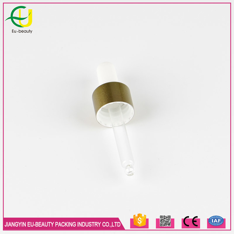 20/410 Aluminum Dropper with Pipette
