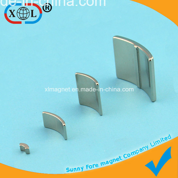 Segment NdFeB Magnet in Different Size