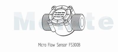 Water Flow Sensor (FS300B)