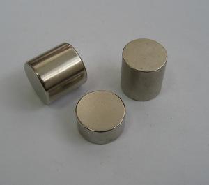 Sintered Neodymium Cylinder Magnet (UNI-CYLINDER-io1)