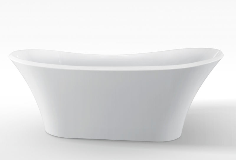 CE/Cupc Approved Oval Freestanding Bathtubs (JL637)