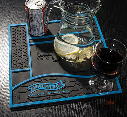Customs Rubber Beer Bar Mat Placemat for Promotion Gift