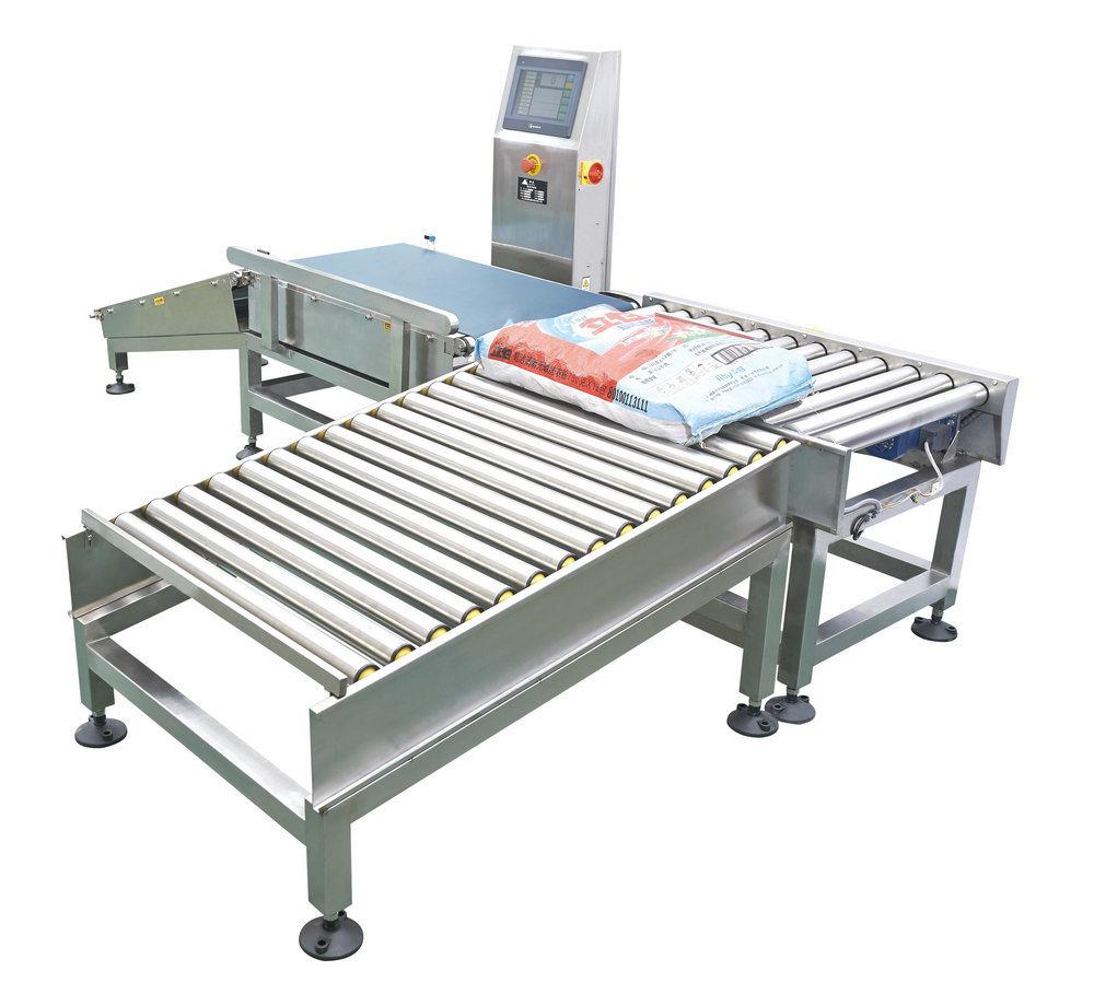 Food Bags Conveyor Check Weigher
