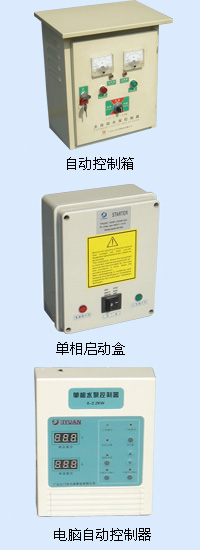Three Phase Control Box 1.5kw-7.5kw