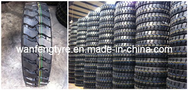 Radial Truck Tire 12.00r24 with DOT Certificate