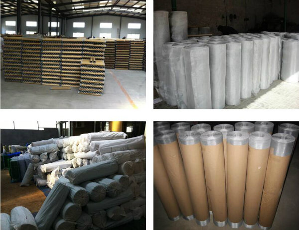 China Manufacturer Supplier Aluminum Alloy Insect Screen for Window