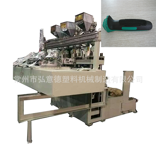 High Quality 3 Colors Plastic Injection Machine Price