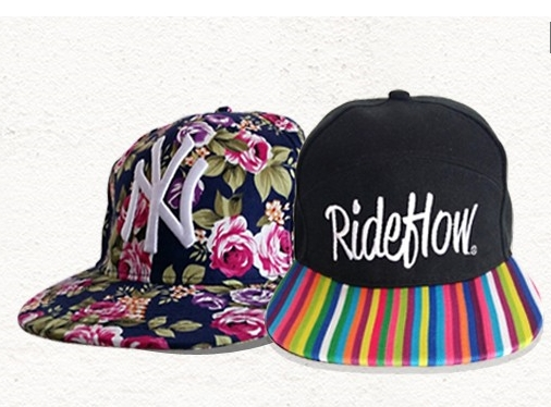 Washed Joint Embroidery Sandwich Twill Sport Baseball Cap