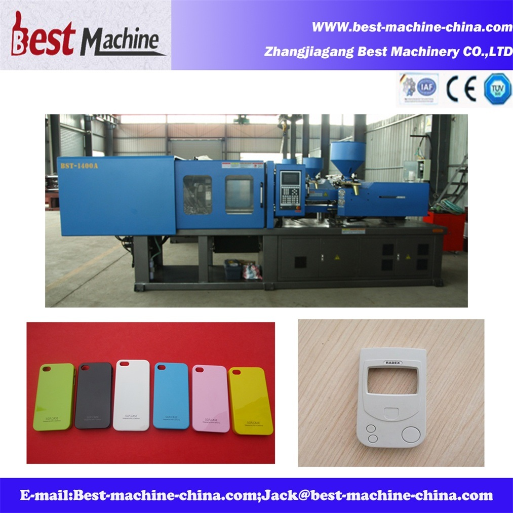 Standard Plastic Phone Shell Injection Moulding Making Machine Price in China
