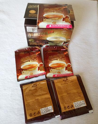 Vitaccino Black Slimming Coffee for Weight Loss (MJ- 15sachets*10g)
