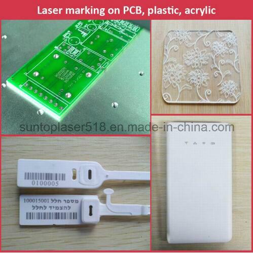 Kitchen, Bathroom and Cookware Products Laser Marking Machine/Laser Marking Machine