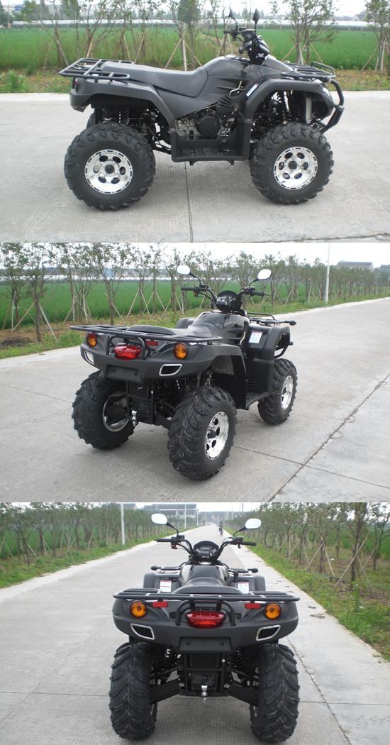 Sports Zhejiang Racing 500cc 4X4 4WD Chinese ATV