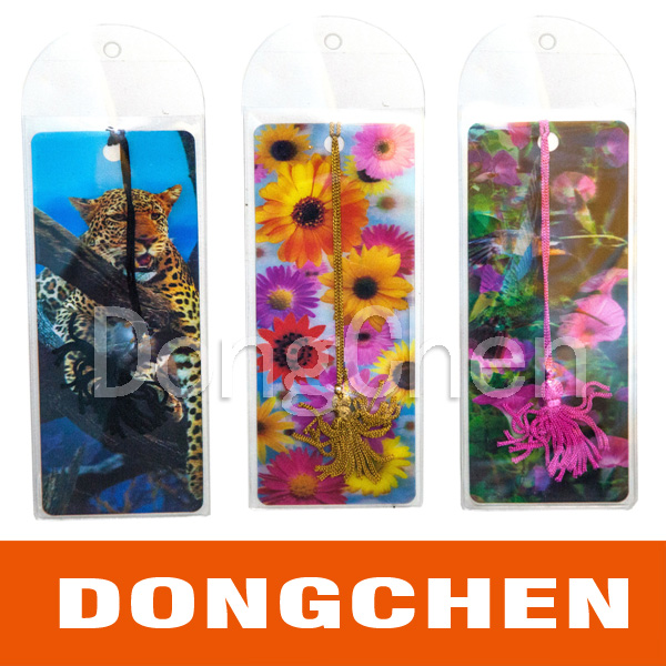 3D Picture Bookmark Poster Box Printing