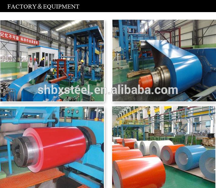 China PPGI Lead Coated Steel Sheet