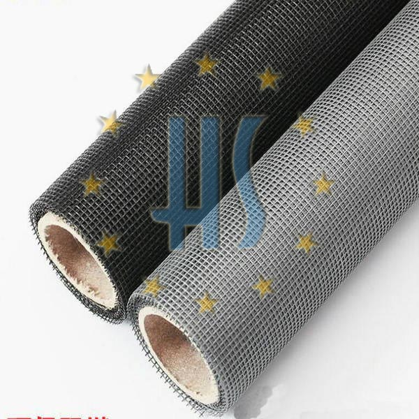 Fire Resistant Fiberglass Mosquito Window Screen Net