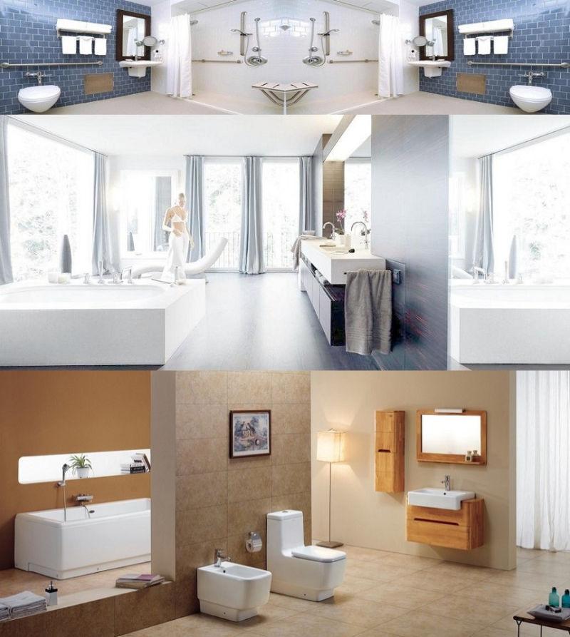 Hand Shower Head, Handheld Shower, Shower Head (HY032)