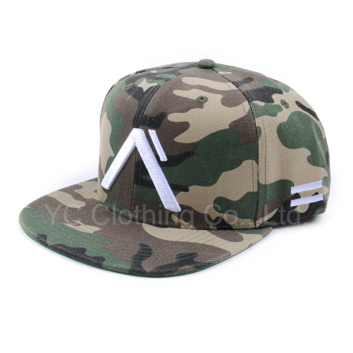 New Design Custom Snapback Hat/Hip Hop Snapback Hat and Cap/Flat Bill Snapback Hats