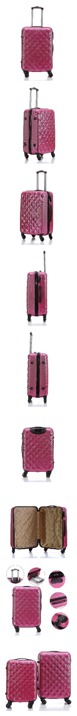 Colorful Traveling 3 Pieces Luggage Set, Trolley Case (XHA006)