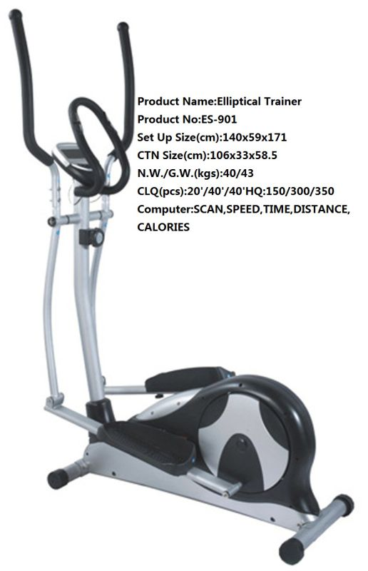 New Magnetic Trainer Elliptical Trainer