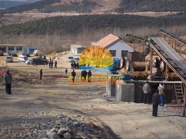 Stone Crushing Line / Stone Production Line