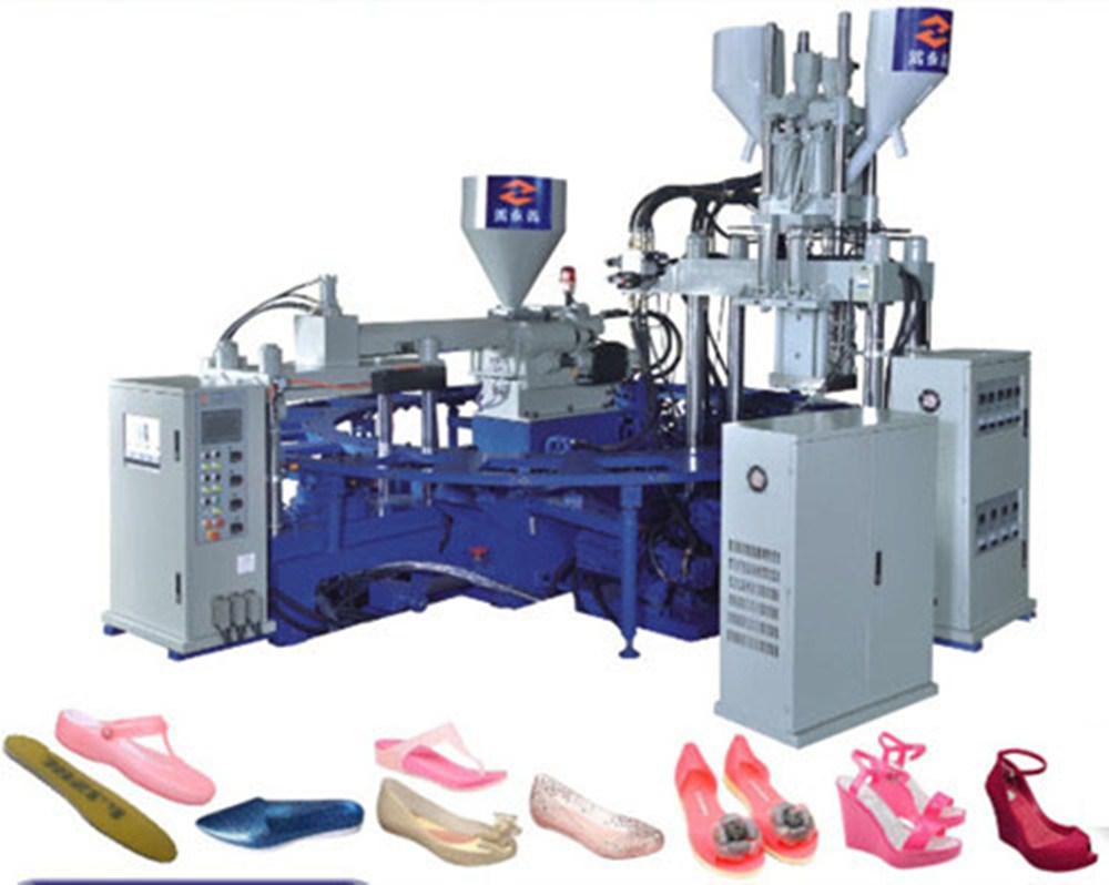 Jelly Sandals Making Machine