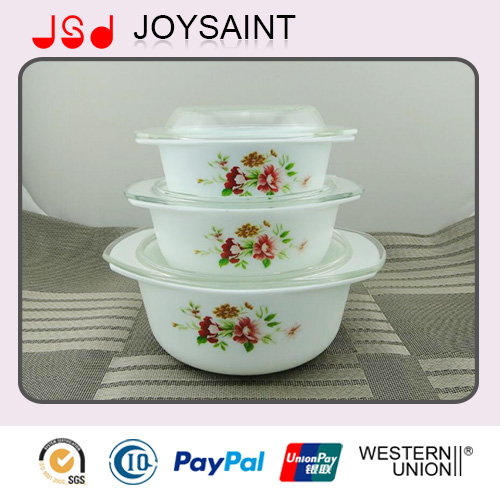Hotsale Opacified Glass Dinnerware