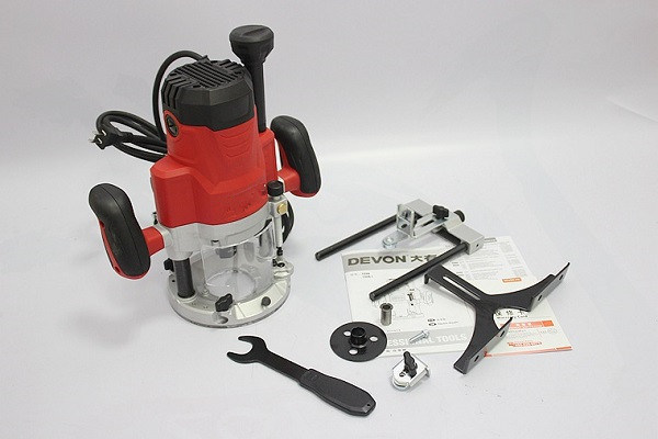Professional 12mm Electric Router Plunge Power Tool Variable Speed Router
