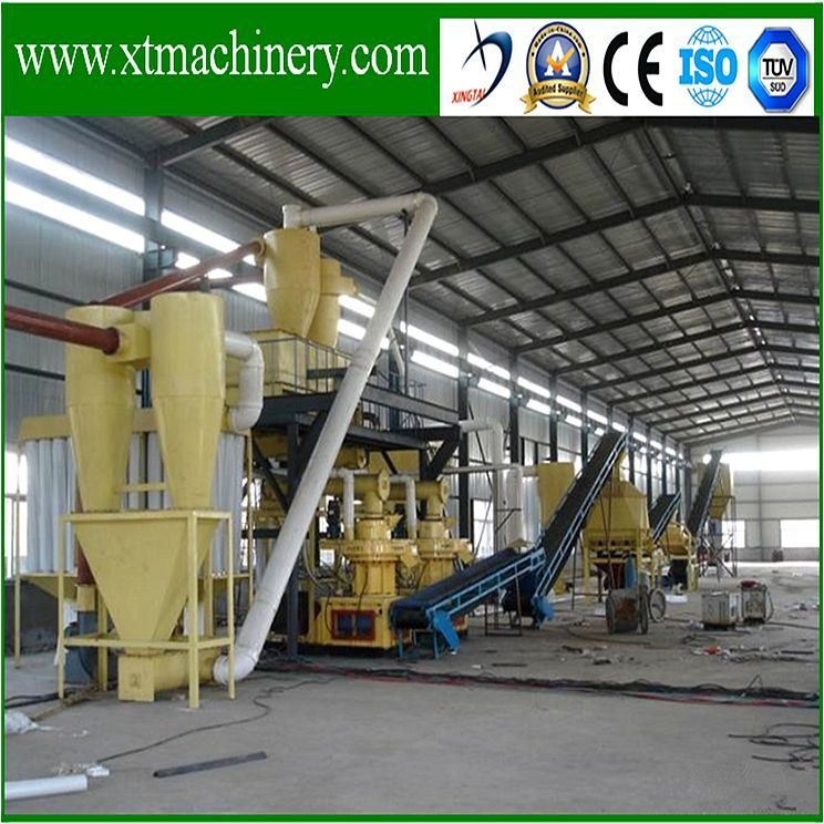 Bottom Price, Low Investment Wood Pellet Machine with Ce