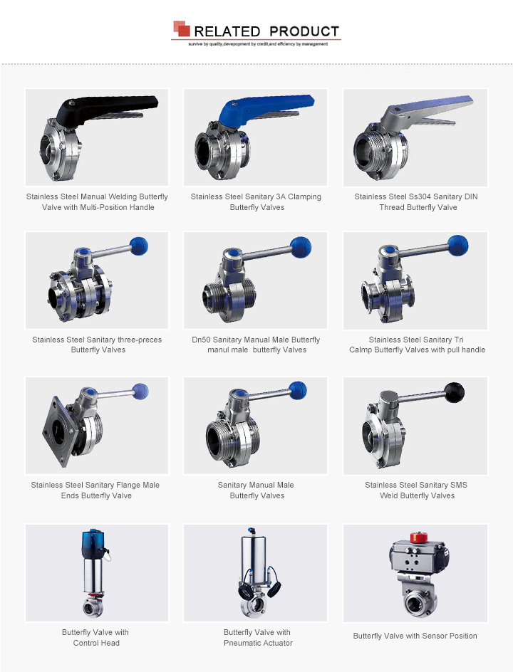 Stainless Steel Ss304 Ss316L Constant Pressure Control Valve