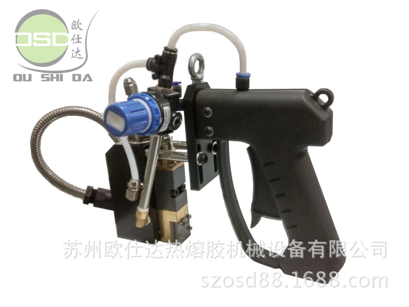 Hot Melt Glue Machine Spare Parts DOT/Strip Hot Melt Glue Gun