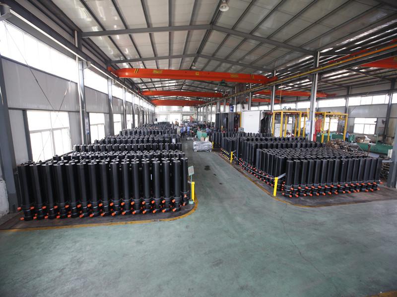 High Quality Hot Sale FC Hydraulic Cylinder for Dump Truck/Trailer