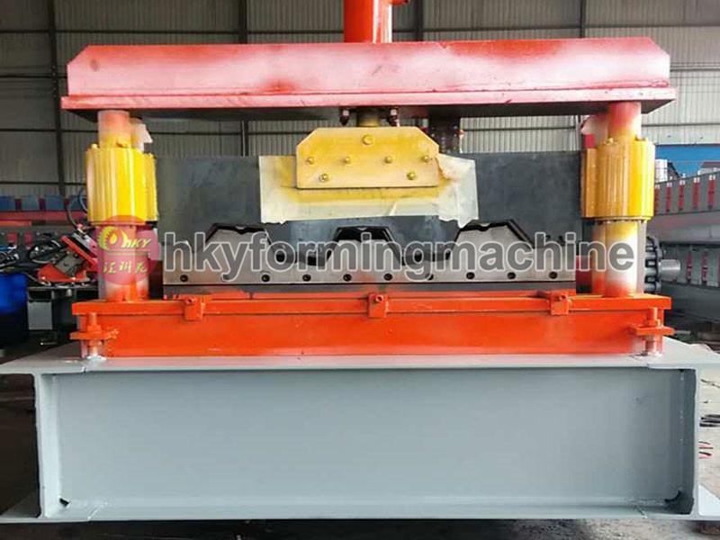 Color Metal Deck Roof Sheet Glazed Tile Roll Forming Machine Hot Sale