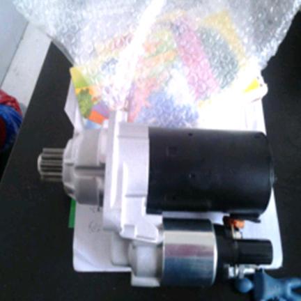 Rebuilt Bosch Starter Motor 1502081838 G1