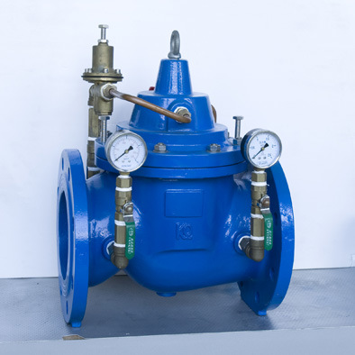 Multifunctional Adjustable Pressure Sustaining Valve
