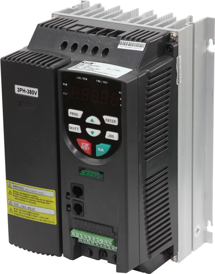 160kw Sanyu VFD for Fan Machine (SY8000-160G-4)