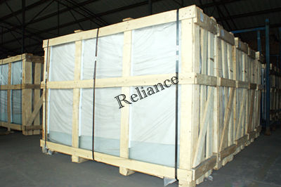 4-6mm French Green Reflective Glass with Ce/ISO Certificates