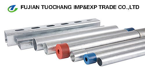 Electrical Galvanized ERW Steel Tube EMT Pipe