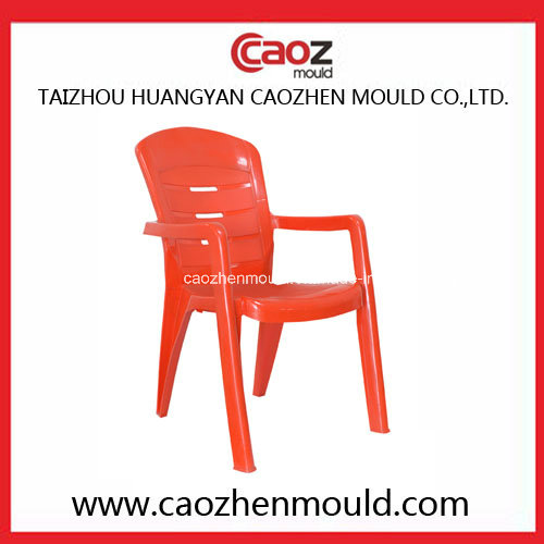 Plastic Arm Chair Mould with Three Interchangable Back Insert
