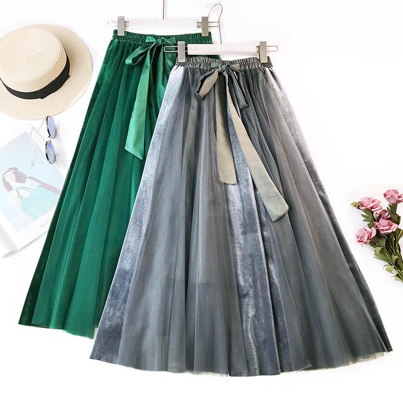 Pleated Tassels Dress