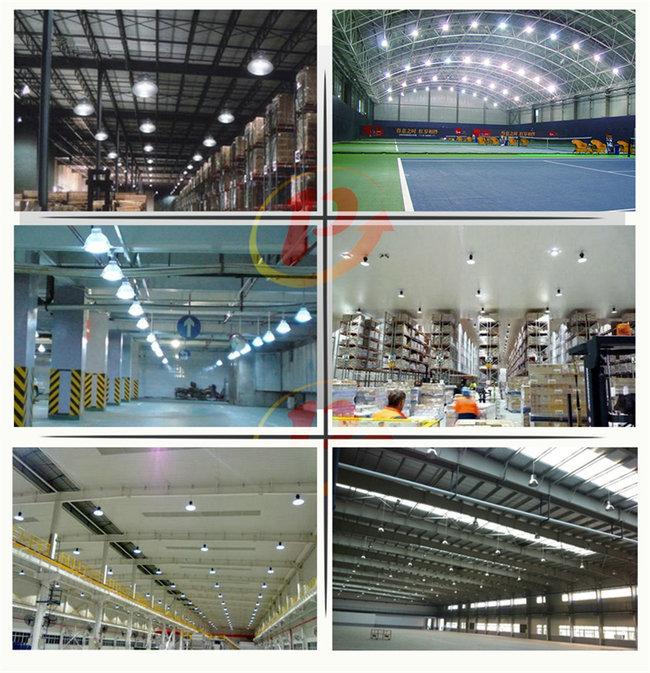 High Quality Induction Ultrathin Energy Saving 50W LED High Bay Light